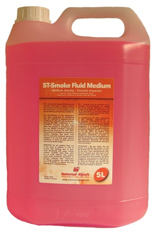 St Smoked Fluid Medium 5Lt